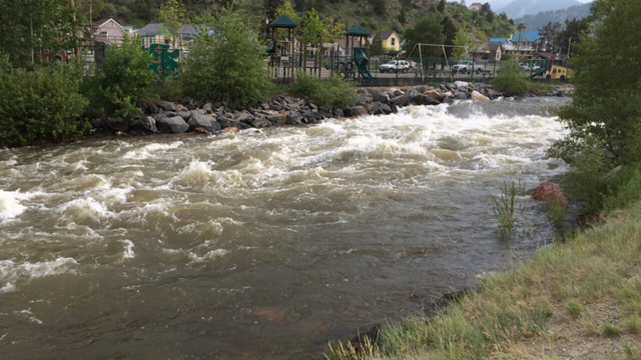 Man drowns while swimming in Clear Creek, Golden Police Department says