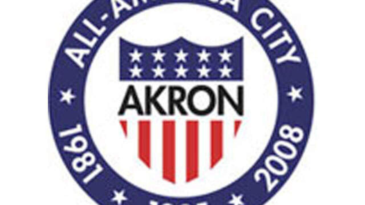 Cooling centers open in Akron as residents deal with sizzling temperatures