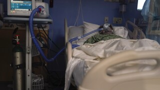 COVID-19 ventilator hospital