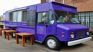 Burgers are king at Eli's owner's new food truck