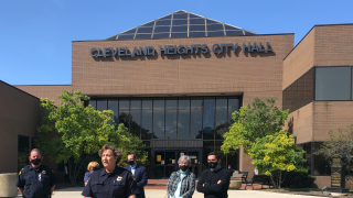 Cleveland Heights press briefing