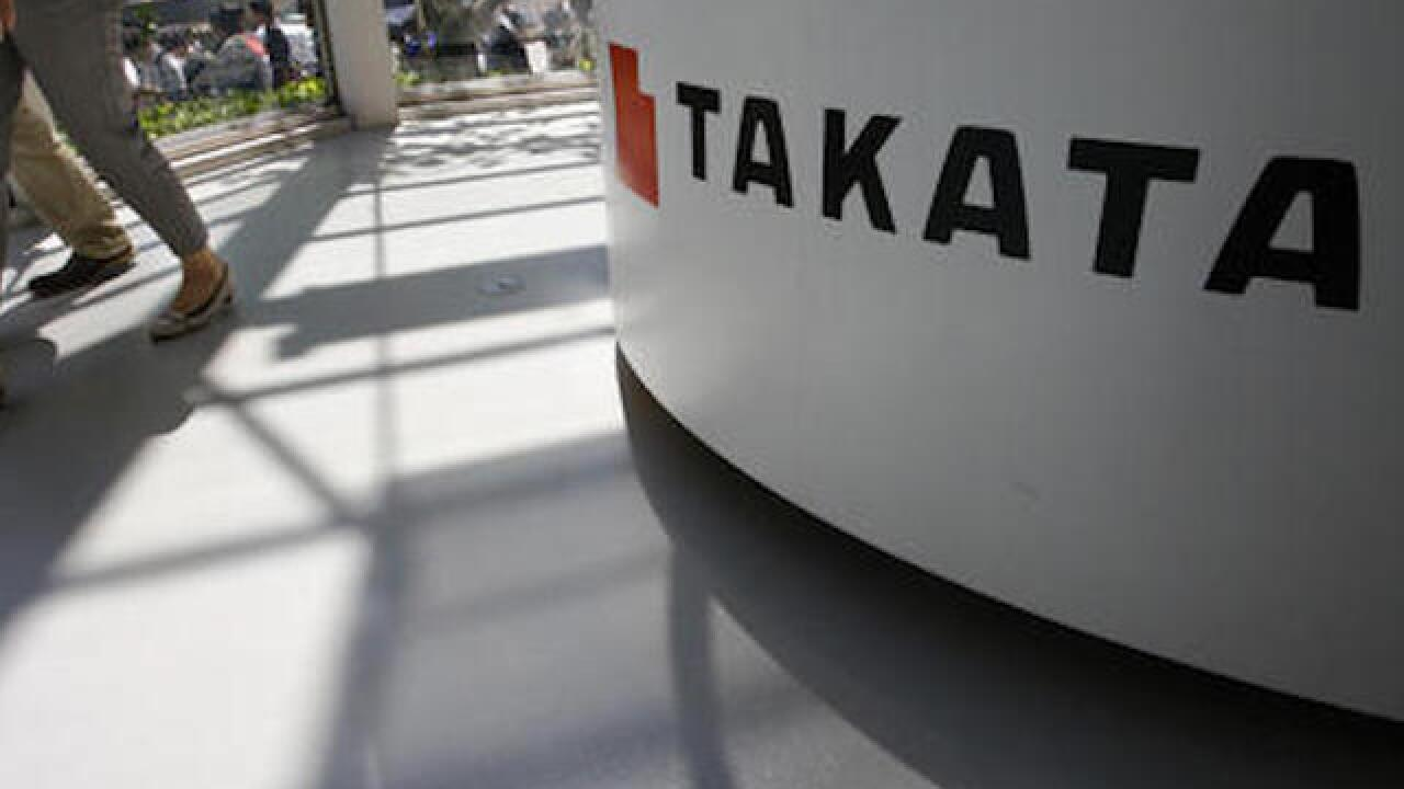 4.4M vehicles added to Takata recall
