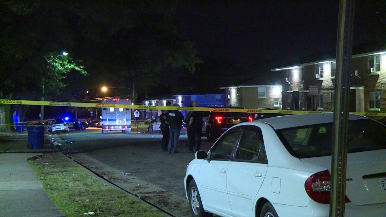 One man killed, second man hurt in shooting on same Richmondstreet
