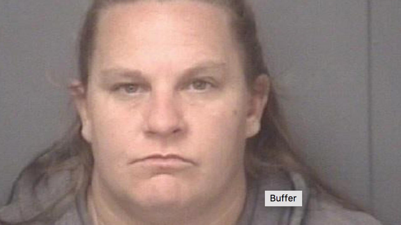 Woman charged with fatally shooting 6 puppies