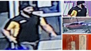 Burglar steals coronavirus test kits in Tucson