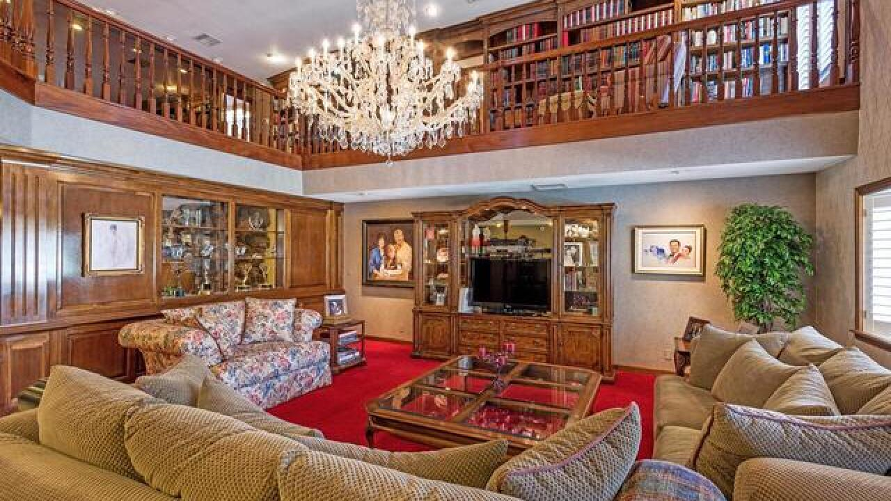 Home owned by Jerry Lewis in Scotch 80s for sale