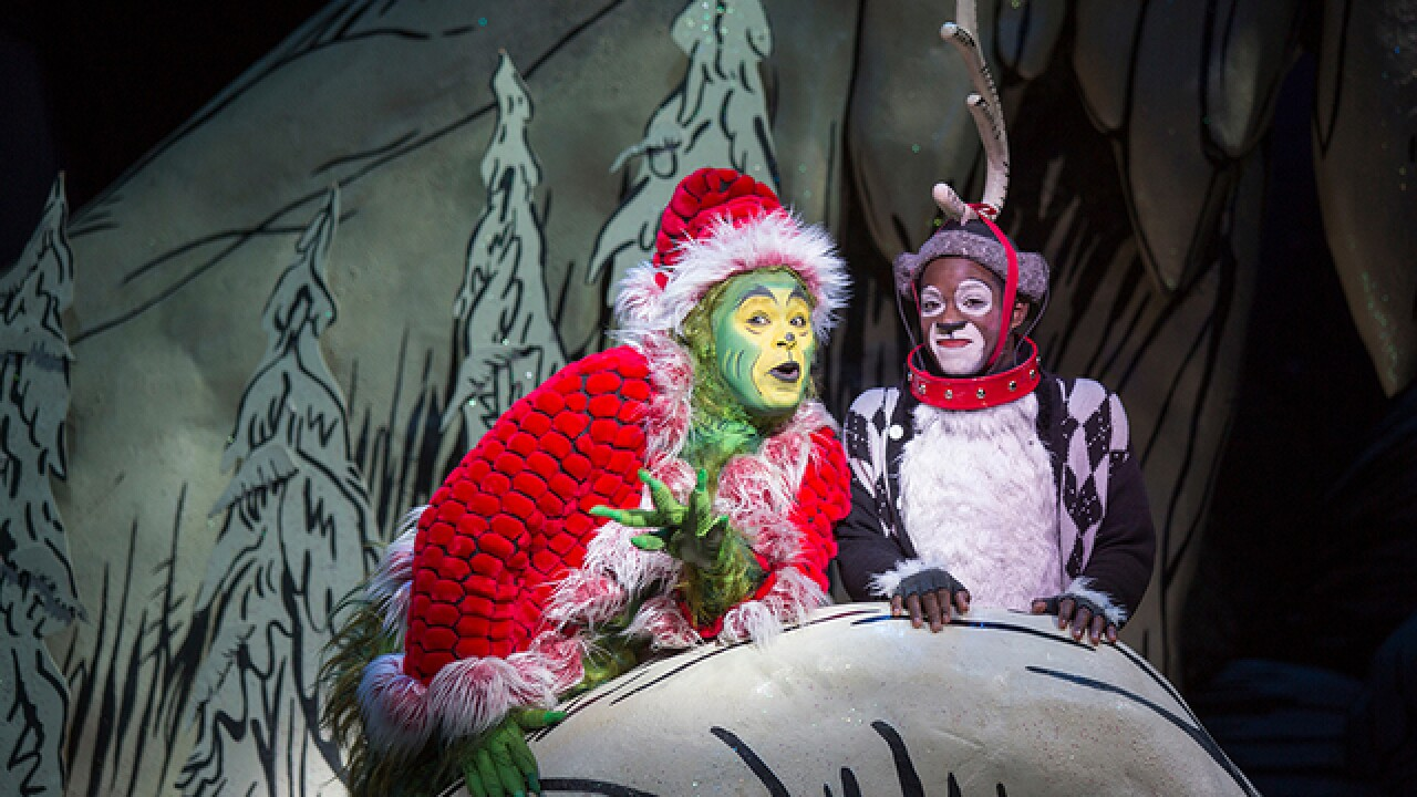 Old Globe's 'Grinch' production returns