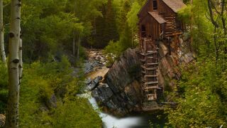 Crystal Mill James Dailey Photography
