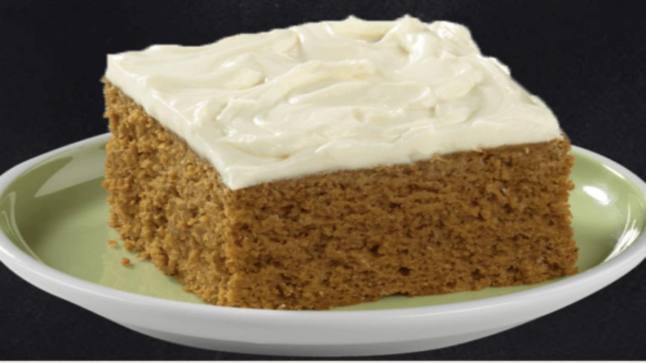 Apple Pumpkin Cake Is Made With Baked Beans And We Tested The Recipe