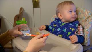 Babies need reminders of loved ones