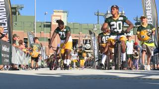 Packers bikes 2019