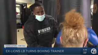 Alex Lewis Mayweather boxing Birmingham