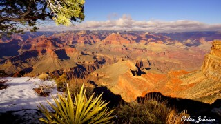Grand Canyon National Park closed indefinitely