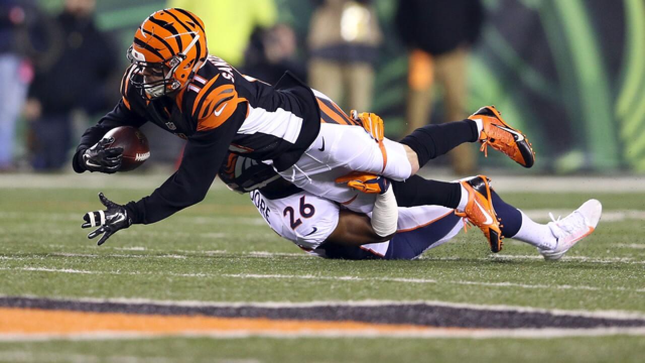 Bengals beat Broncos at Paul Brown Stadium