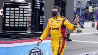 Michael McDowell NASCAR