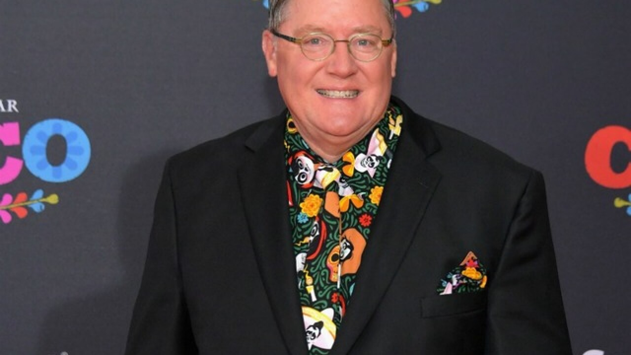 Disney animator John Lasseter to leave company at the end of the year