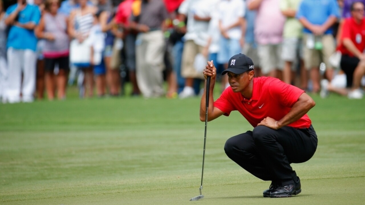 Tiger Woods announces comeback to golf