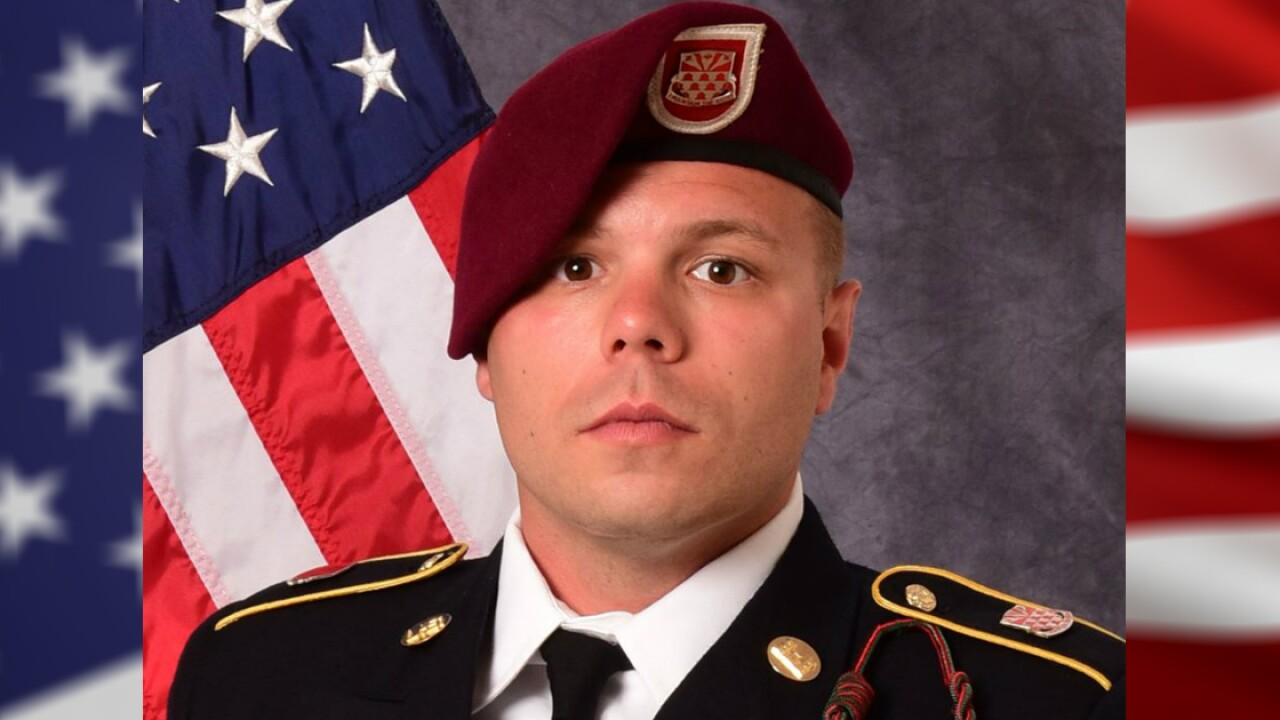 Newport News soldier killed by roadside bomb in Afghanistan