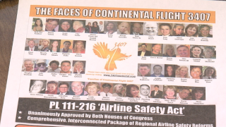 Flight 3407 victims
