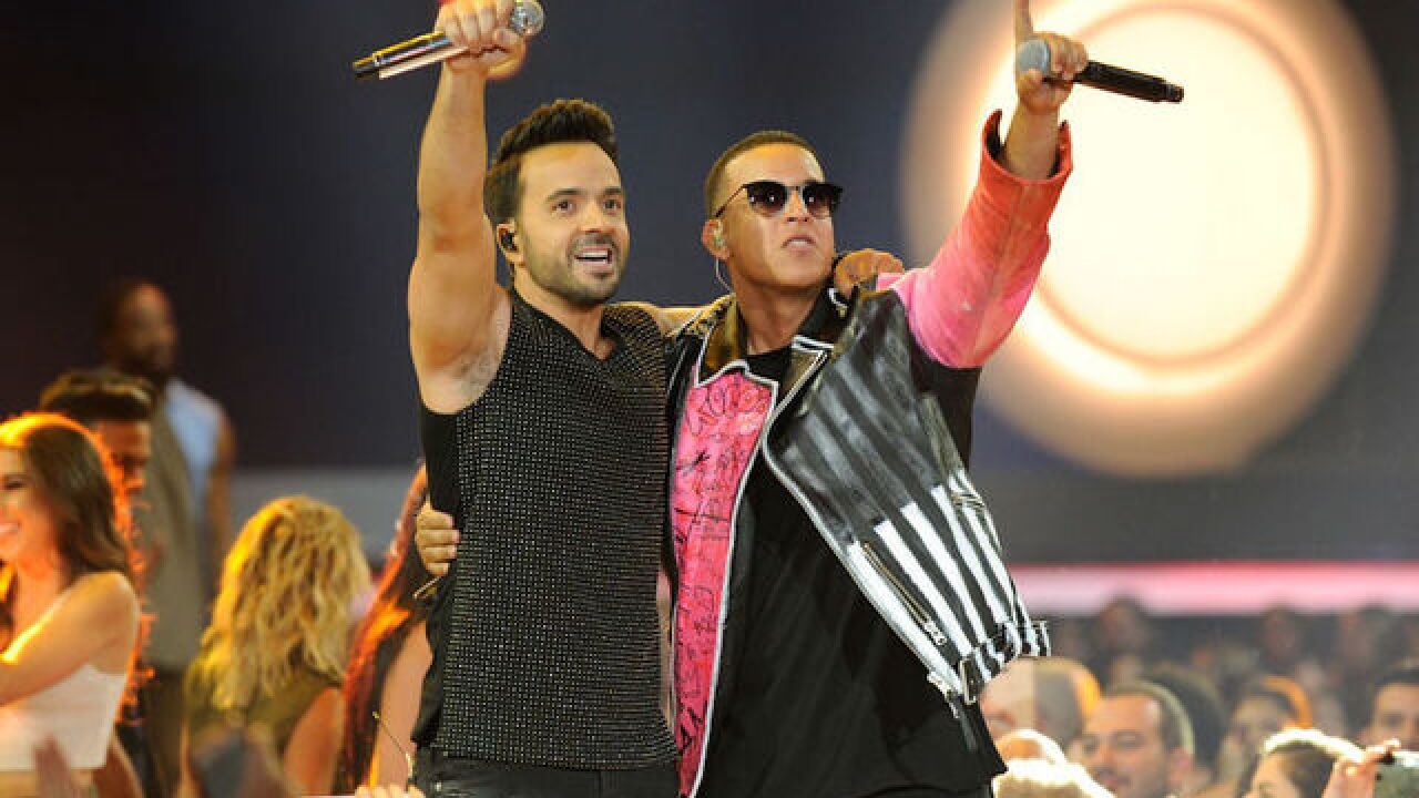 The story behind 'Despacito's' slow rise to the top