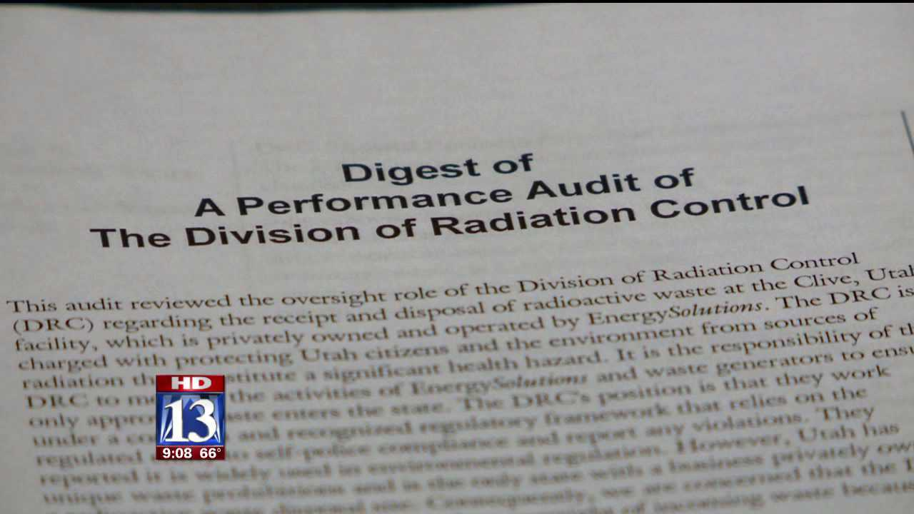 EXCLUSIVE: EnergySolutions exec not to be on Radiation Control Board