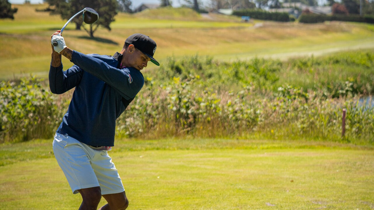 Bills safety Jordan Poyer says golf saved his life