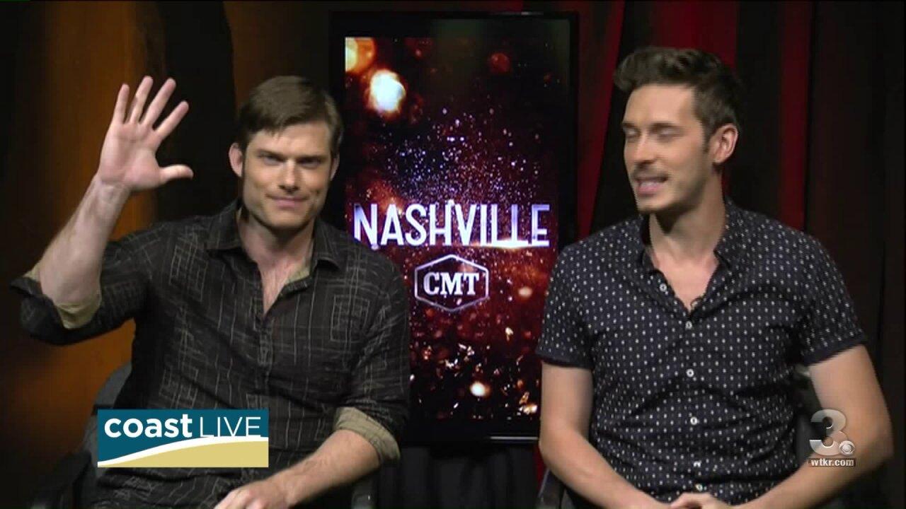 "Stars from TV's ""Nashville"" talk about the series on CoastLive"