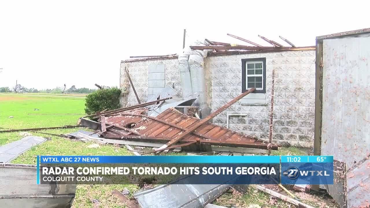 colquitt tornado