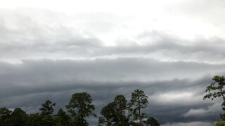 NWS: Line of severe storms moving southeast through Big Bend area