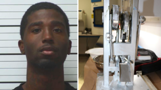 Man made, distributed fake Xanax in Thomas County with pill press
