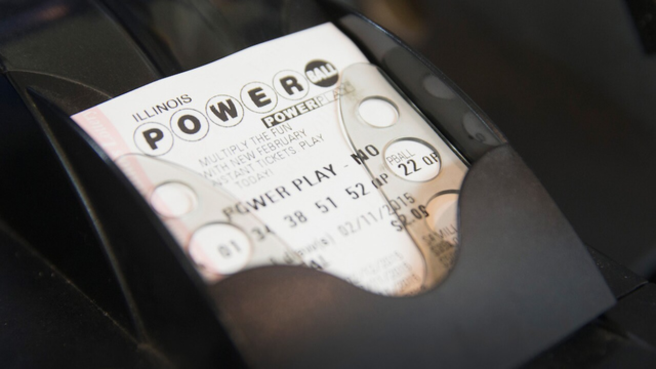 Woman finds lottery ticket worth $470K