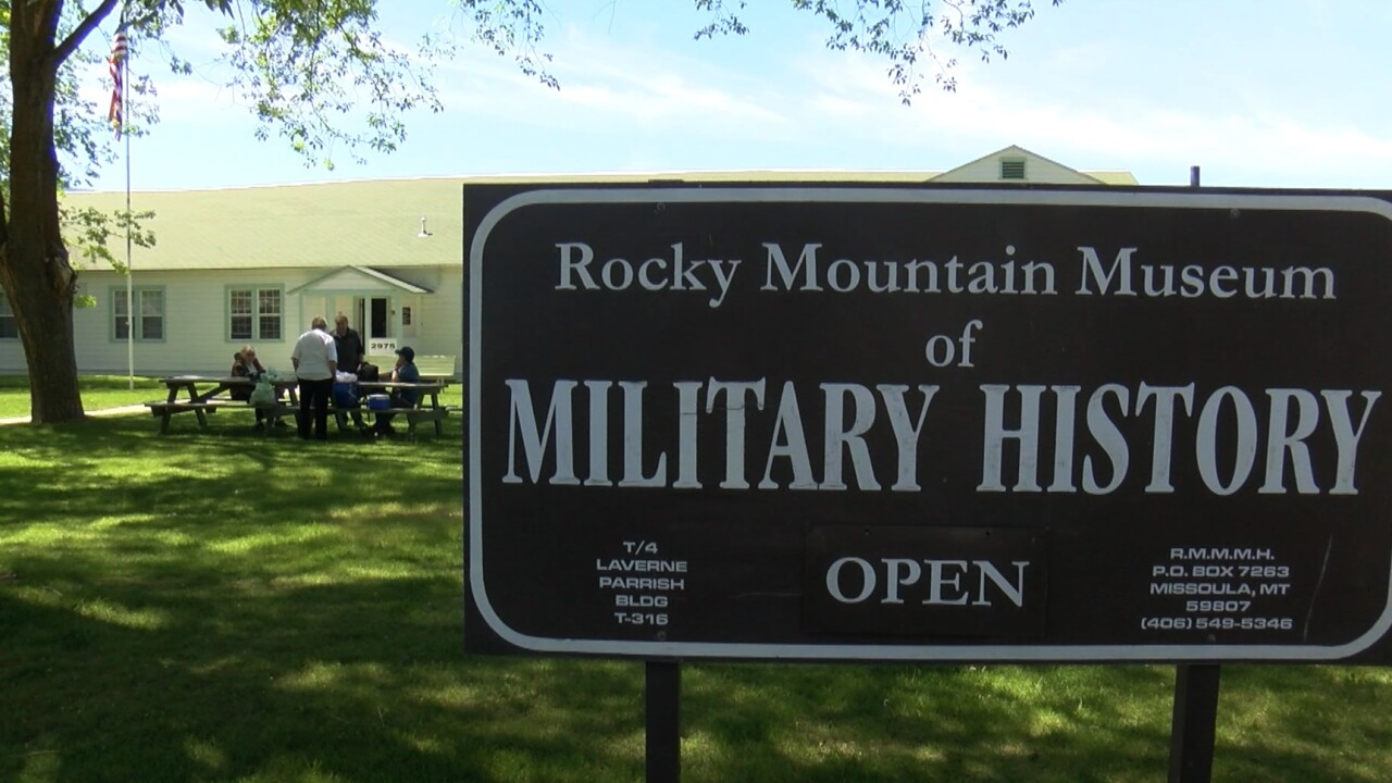 Rocky Mountain Museum of Military History hosts walking tour