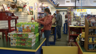 Locally-owned toy stores long for support during holiday shopping season