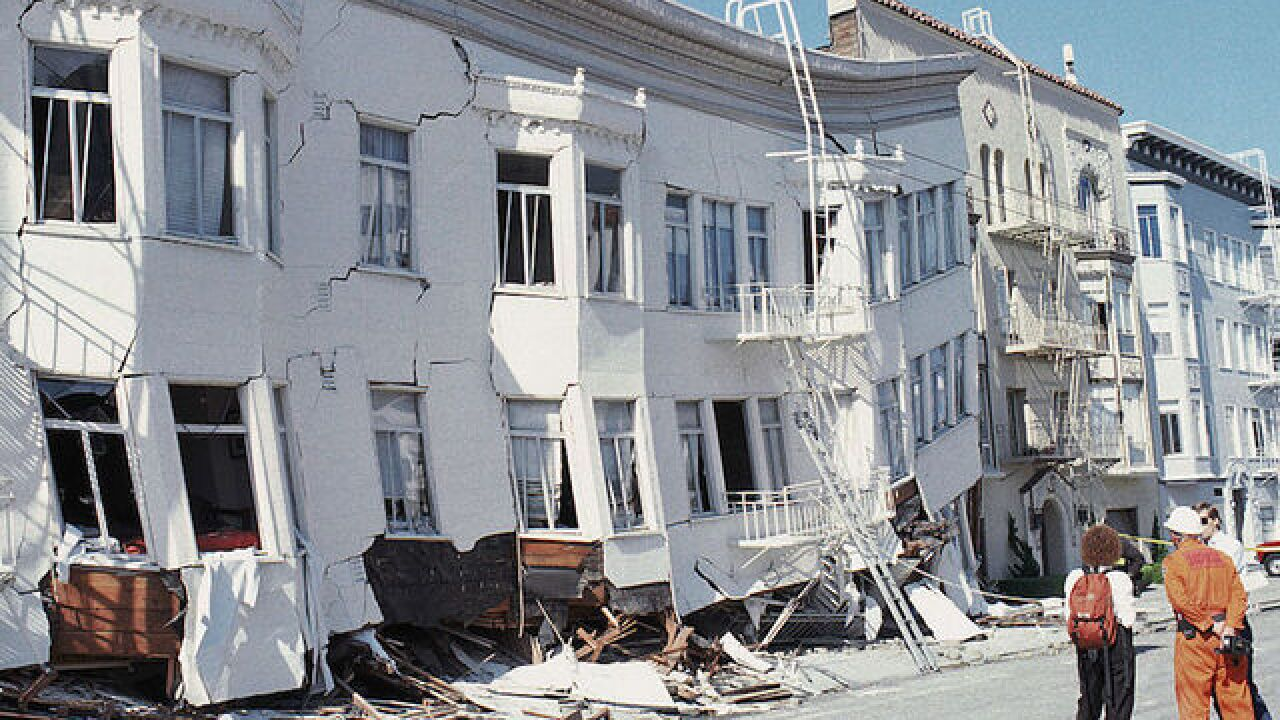 Are you ready for the next big earthquake?