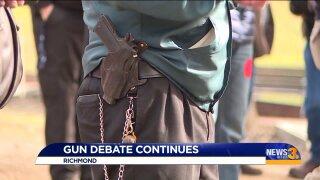 Following Second Amendment rally, Democrats vote against Republican-backed gunbills