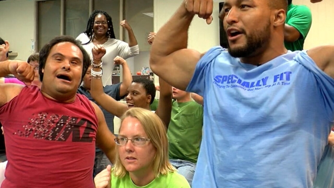 Fitness program for special needs adults created