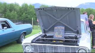 Heroes and Hot Rods raises money for vets