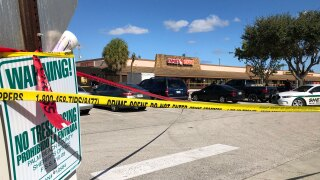 Shooting near Family Dollar in Palm Beach County, 12-2-20