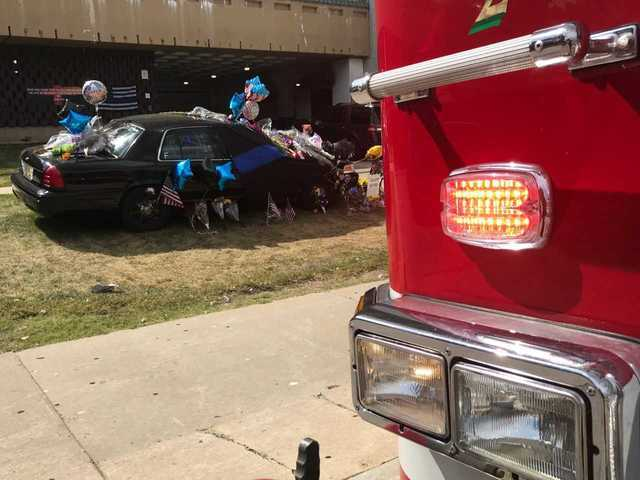 Milwaukee pays tribute to Officer Michael Michalski as he is laid to rest [PHOTOS]
