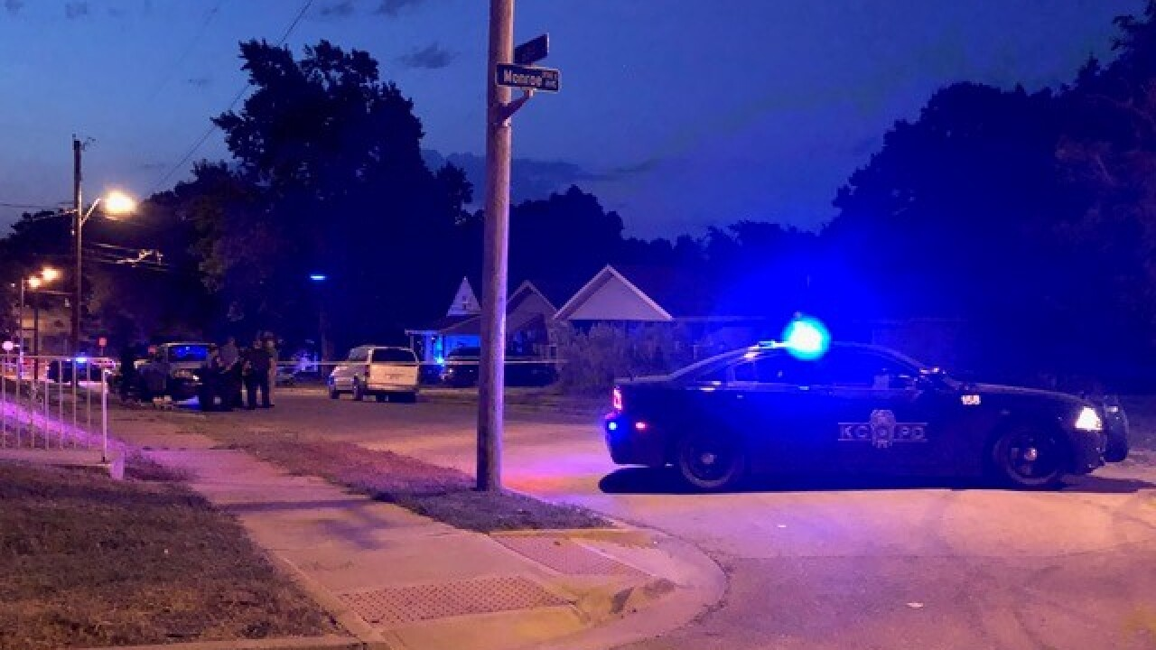 KCPD investigate cities latest homicide in 6800 block of Cleveland