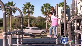 Water's Edge playground will reopen on Wednesday