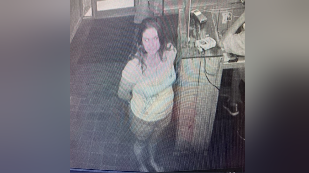 Kingsville police are searching for this woman