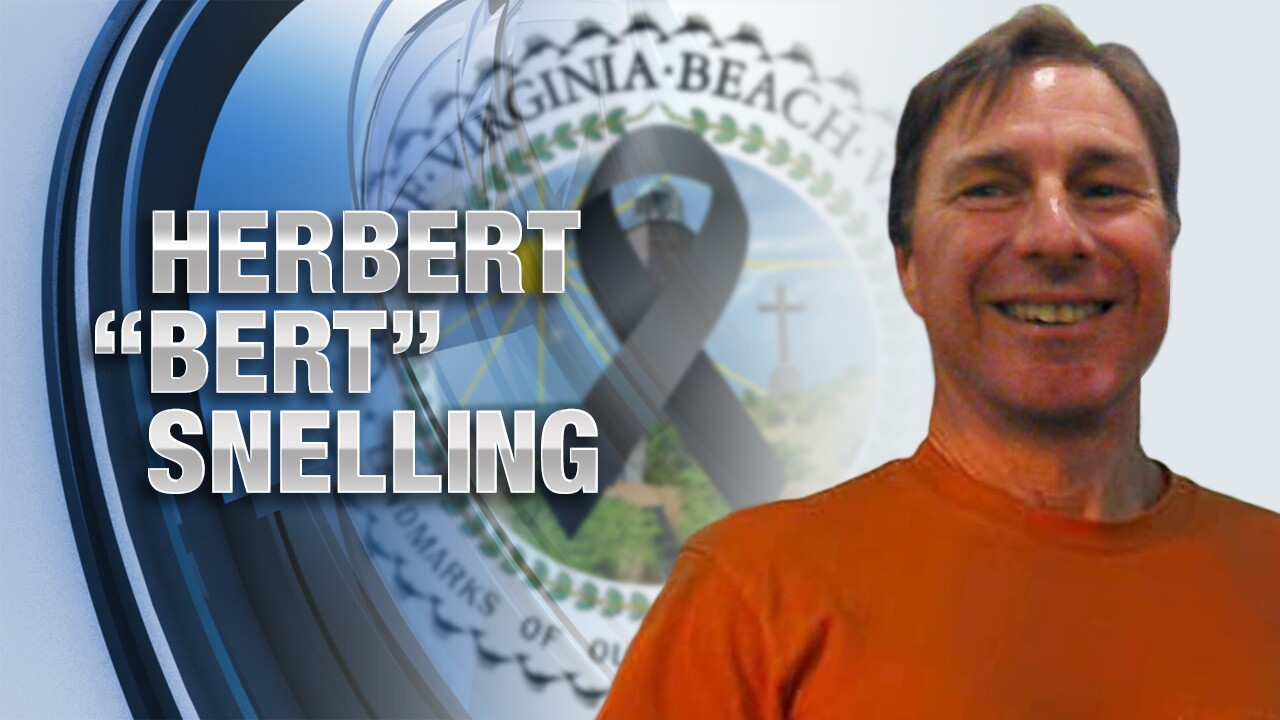 Virginia Beach Strong: Remembering Herbert 'Bert' Snelling