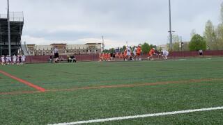 Grandville beats Portage Northern in boys lacrosse