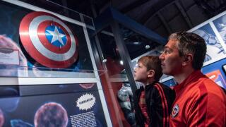 Marvel Universe of Superheroes at The Henry Ford to run through January