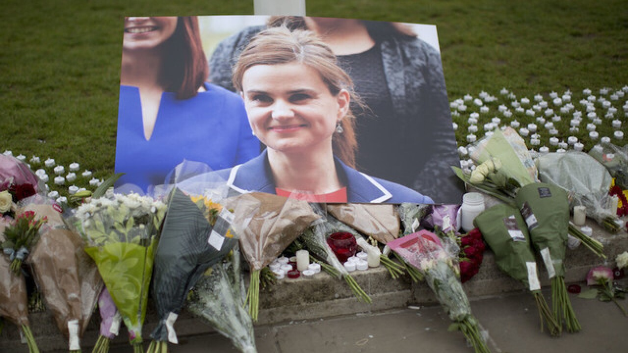 Jo Cox: Britain mourns slain lawmaker