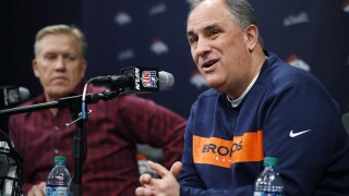 Broncos coach Vic Fangio: 'It's societal issue we all have to correct'