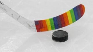 Sharks Sabres Hockey