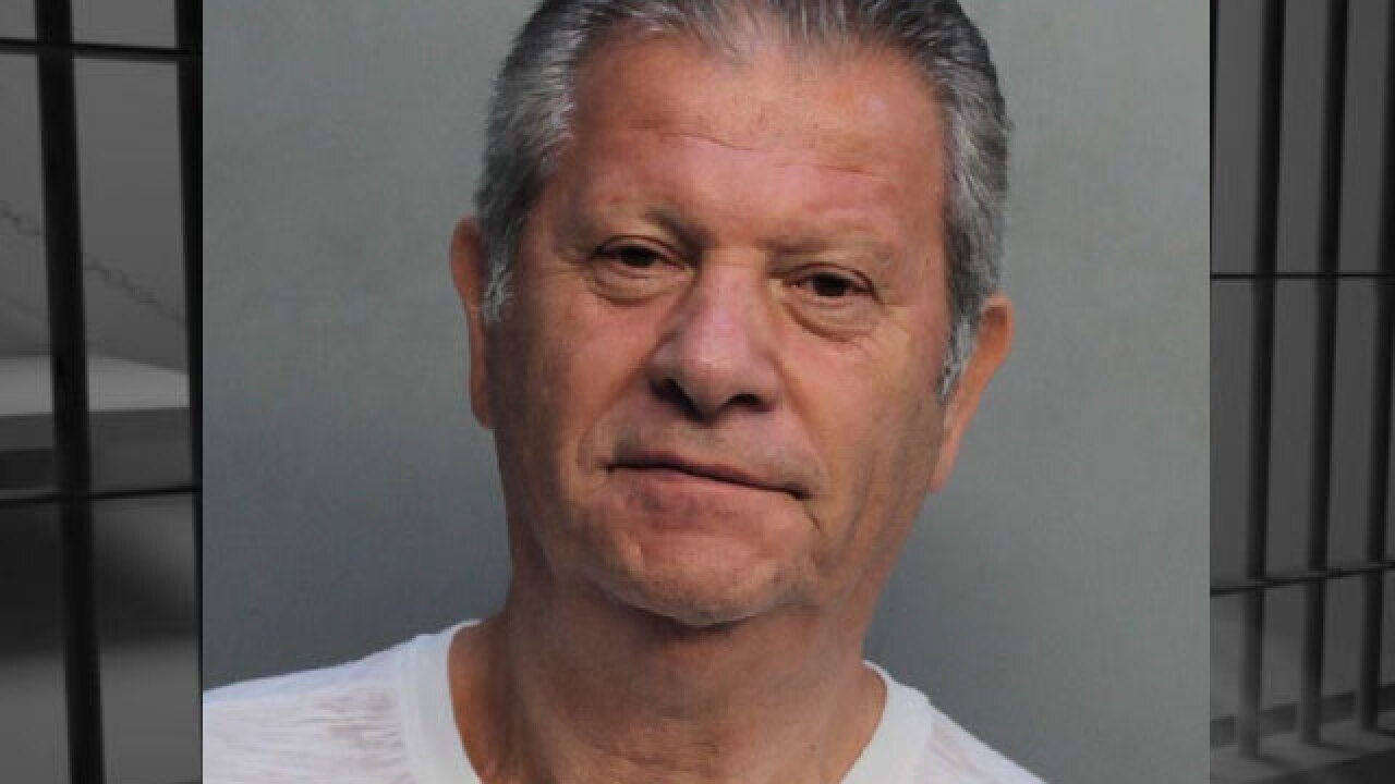 Suspect in Chicago diamond theft arrested at Miami airport