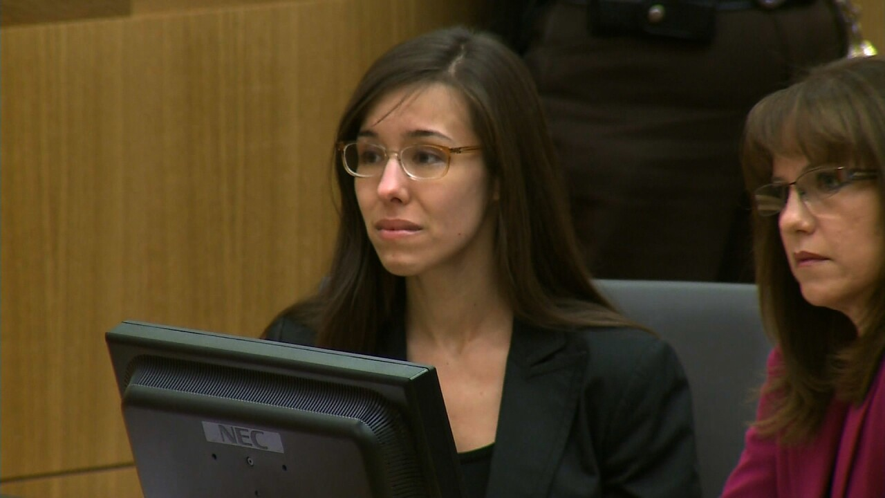 How the Utah rock tumble is connected to Jodi Arias